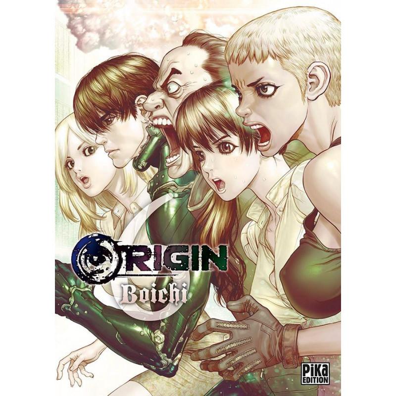 Origin Vol.6