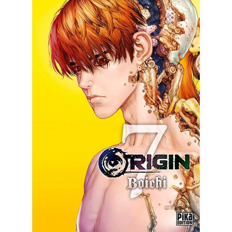 Origin Vol.7