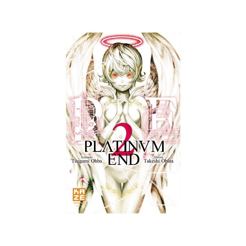 Platinum End Vol.2