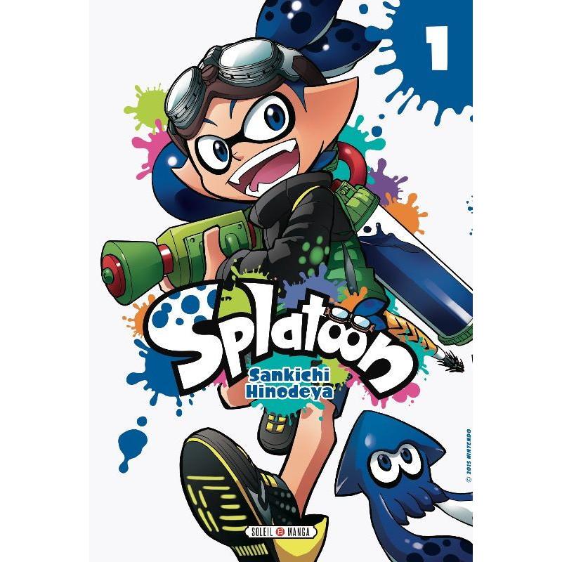 Splatoon Vol.1