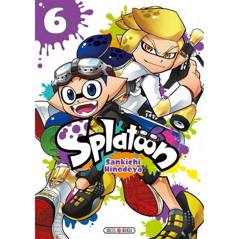 Splatoon Vol.6