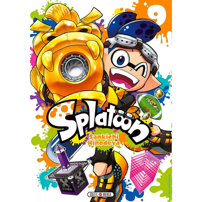 Splatoon Vol.9
