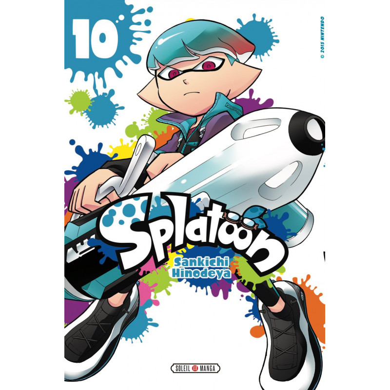 Splatoon Vol.10