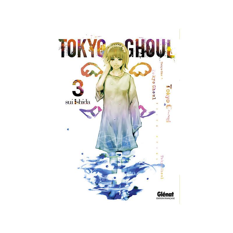 Tokyo ghoul Vol.3