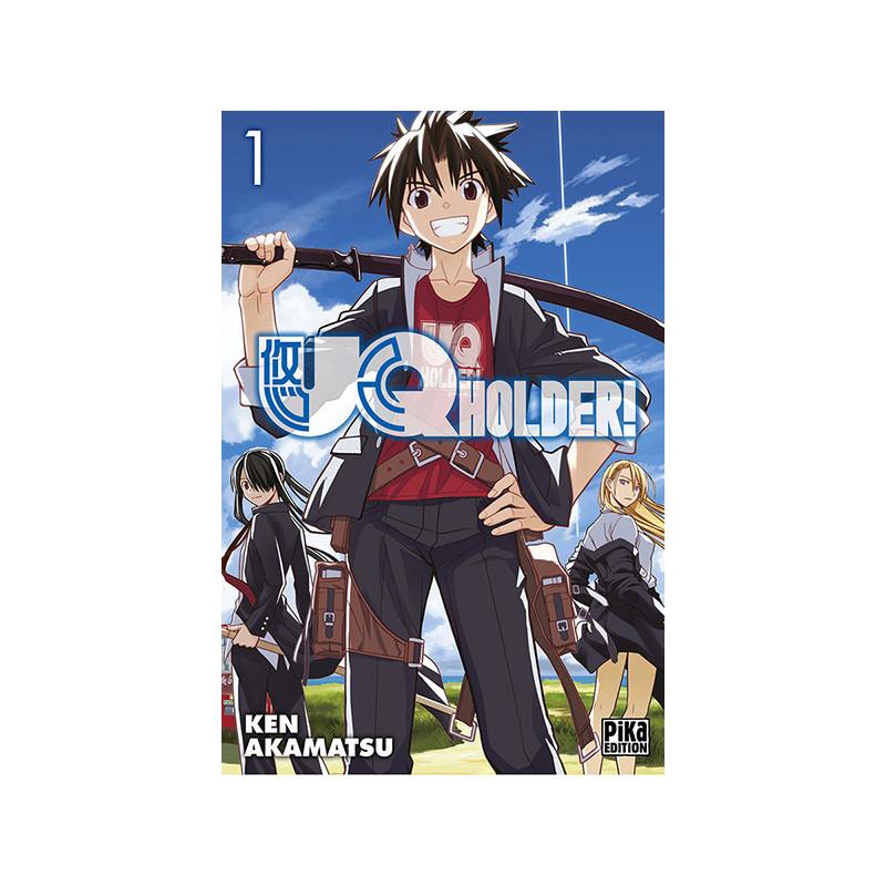 UQ holder Vol.1