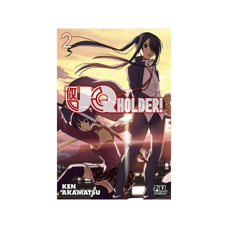 UQ holder Vol.2