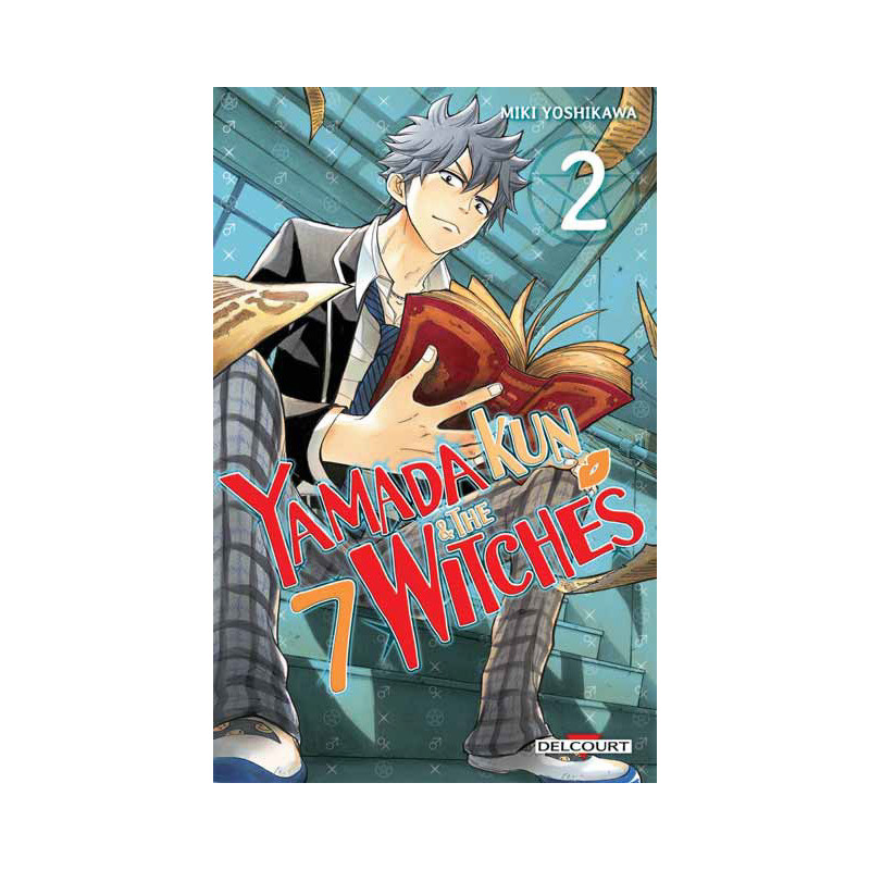 Yamada Kun & the 7 witches Vol.2