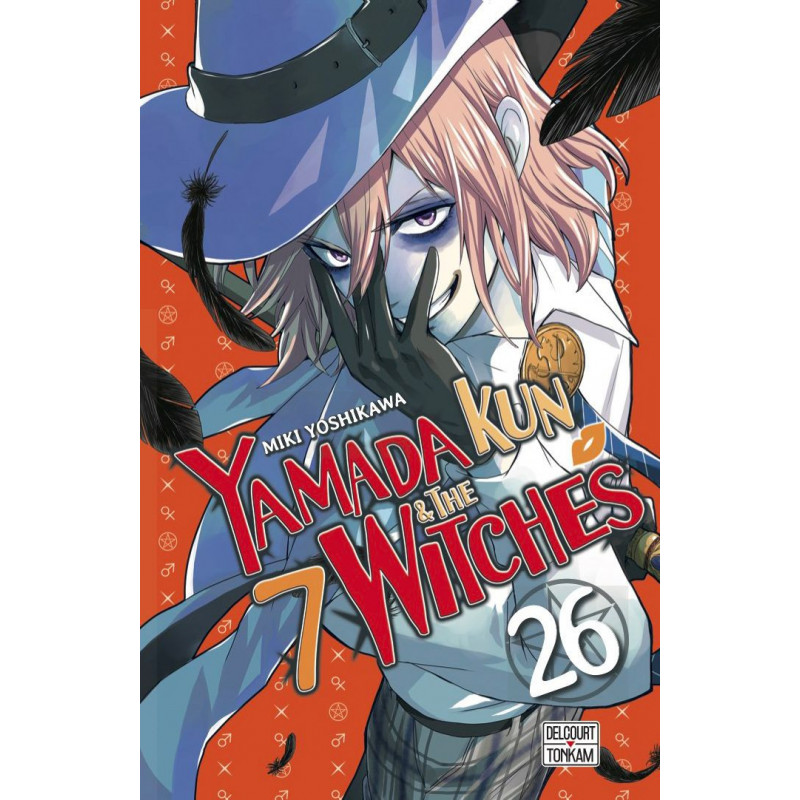 Yamada Kun & the 7 witches Vol.26