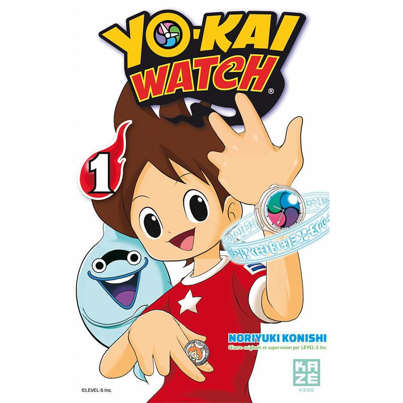 Yô-kai Watch Vol.1