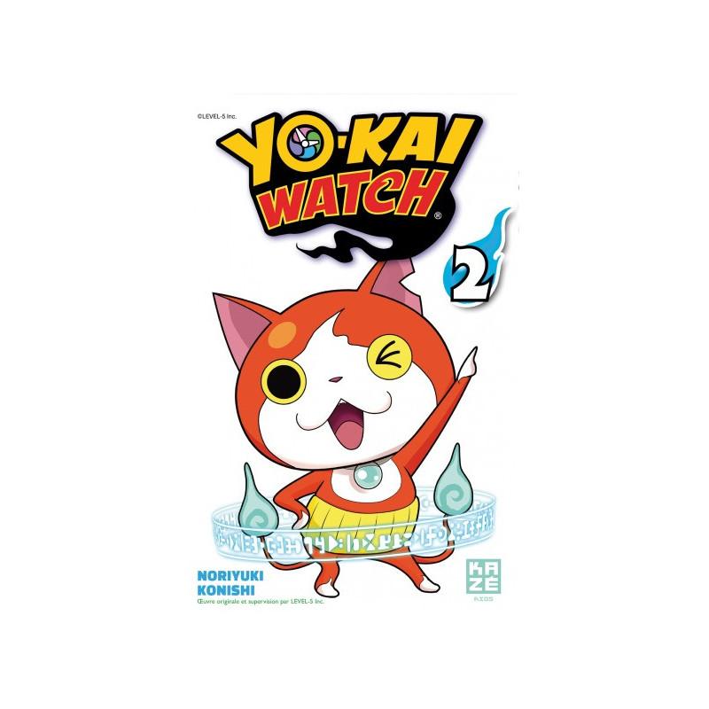 Yô-kai Watch Vol.2