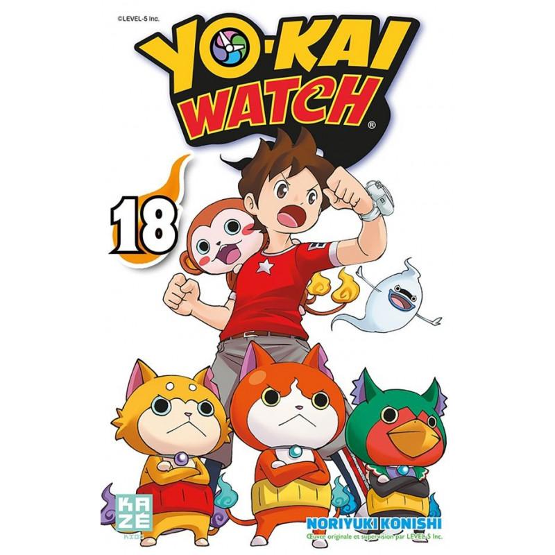 Yô-kai Watch Vol.18