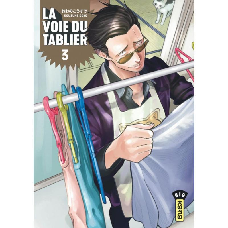 Voie du Tablier (la) Vol.3