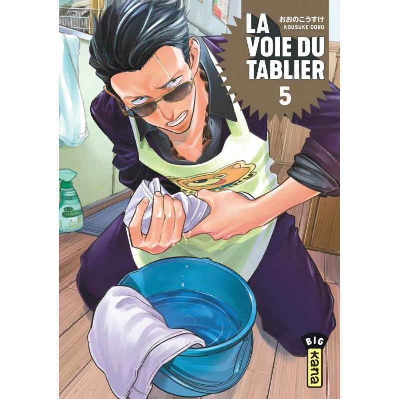 Voie du Tablier (la) Vol.5