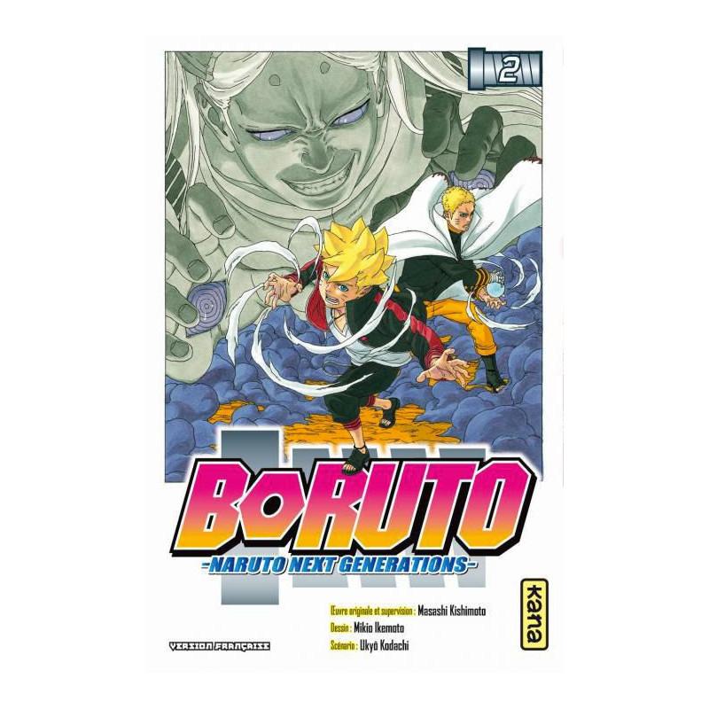 Boruto - Naruto Next Generations Vol.2