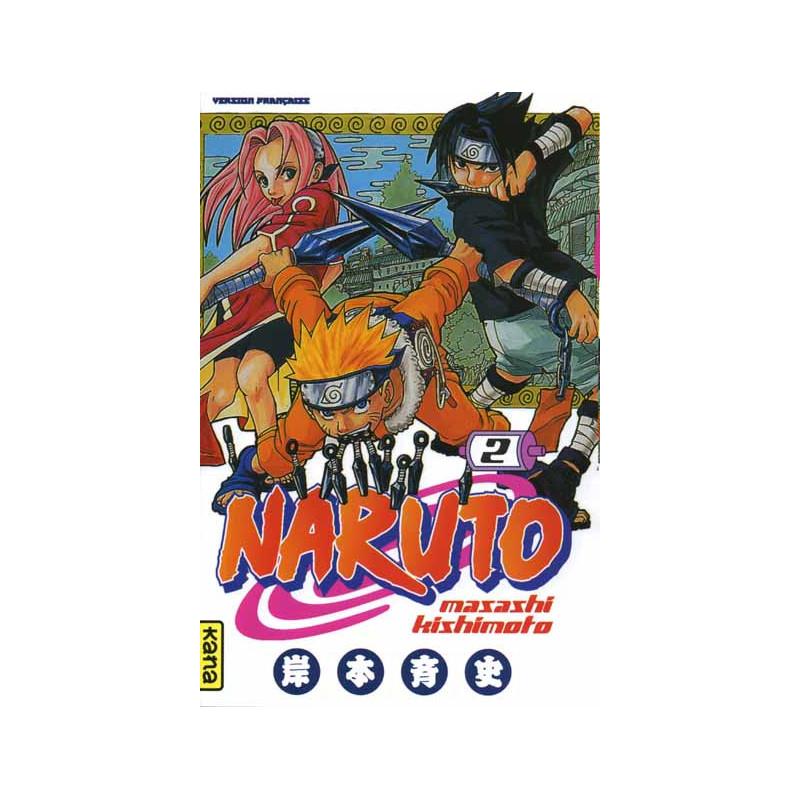 Naruto Vol.2