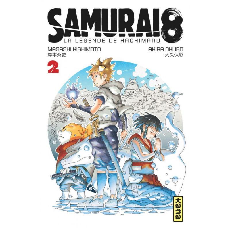 Samurai 8 - La légende de Hachimaru...