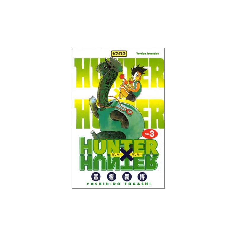 Hunter X Hunter Vol.3