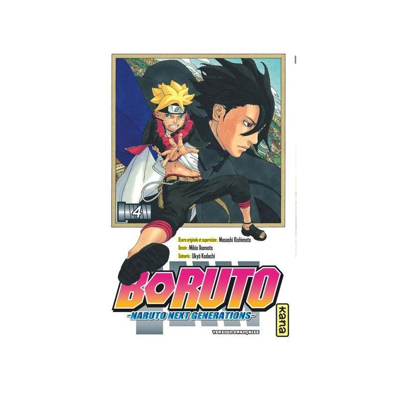 Boruto - Naruto Next Generations Vol.4