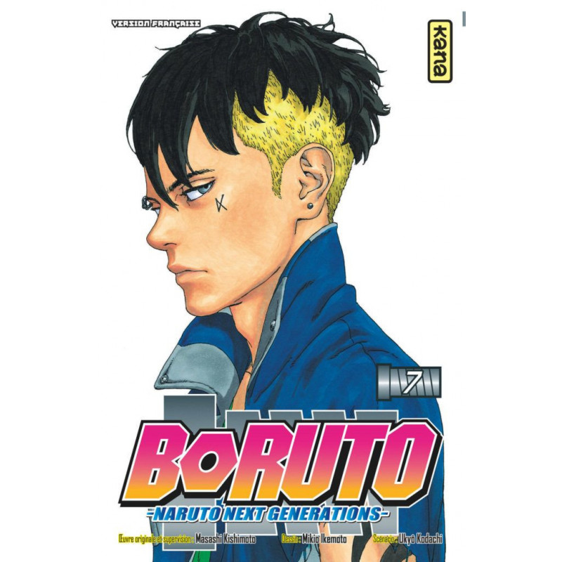 Boruto - Naruto Next Generations Vol.7