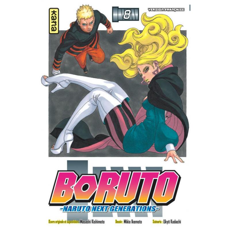 Boruto - Naruto Next Generations Vol.8