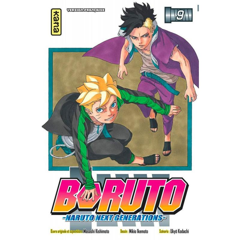 Boruto - Naruto Next Generations Vol.9
