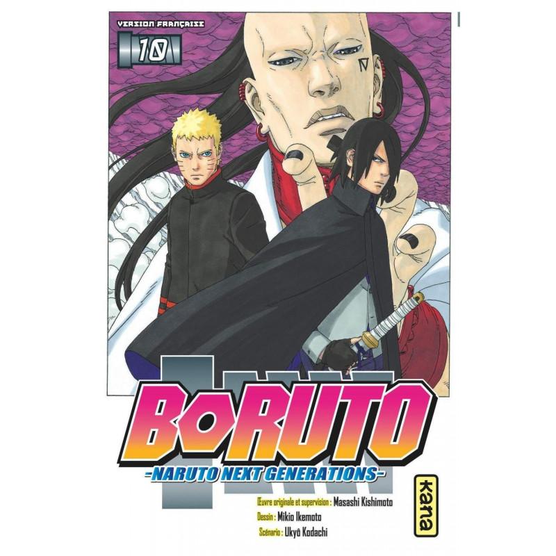 Boruto - Naruto Next Generations Vol.10