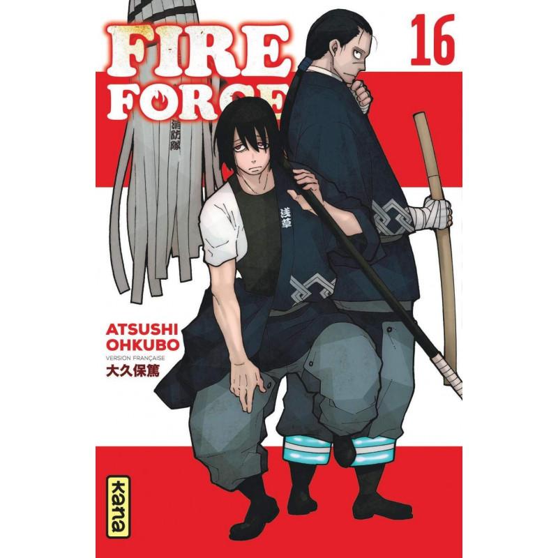 Fire Force Vol.16