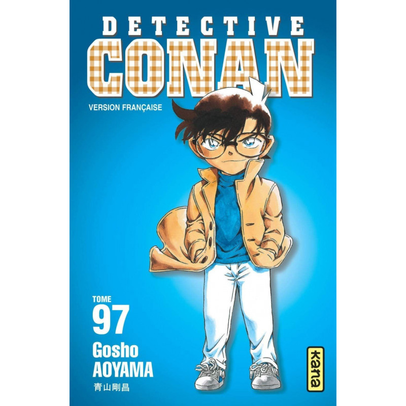 Détective Conan Vol.97