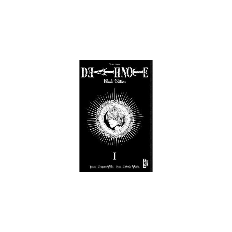 Death Note - Black Edition Vol.1