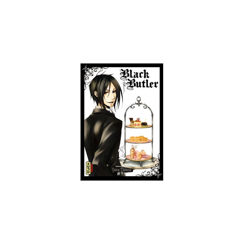 Black Butler Vol.2