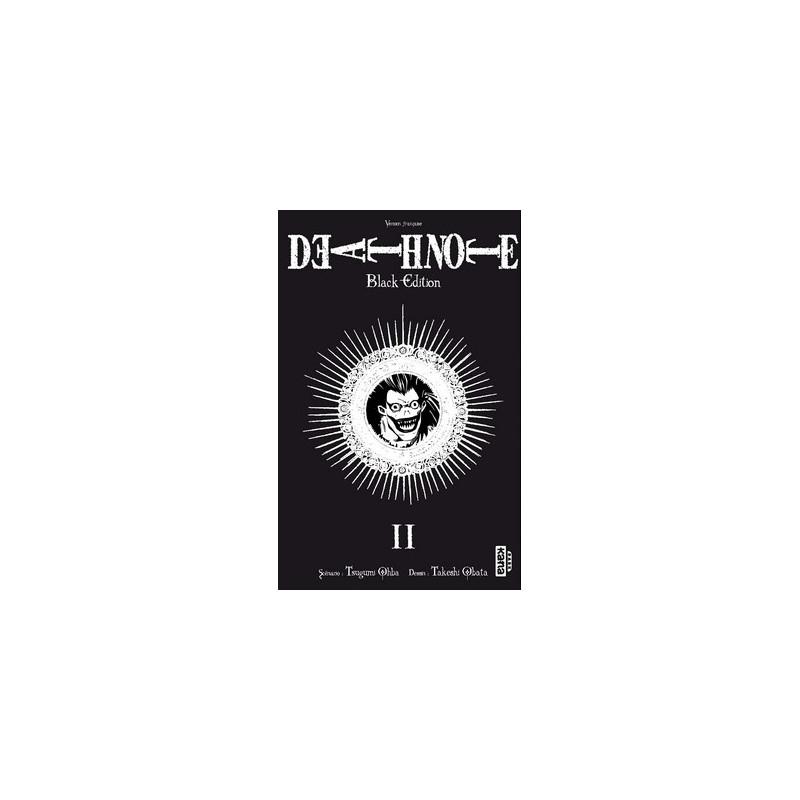 Death Note - Black Edition Vol.2