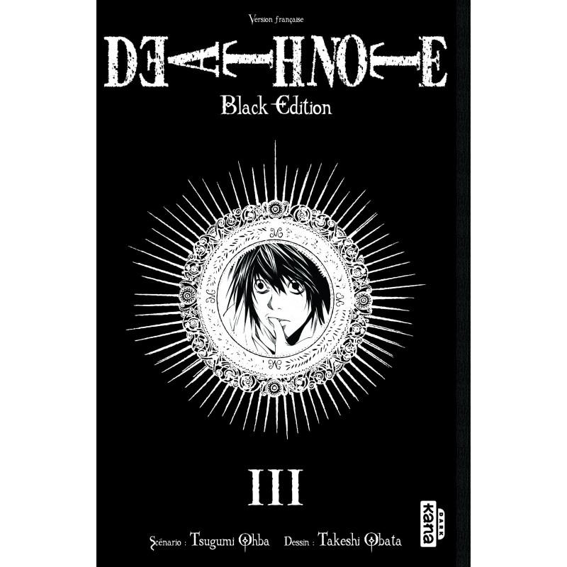Death Note - Black Edition Vol.3