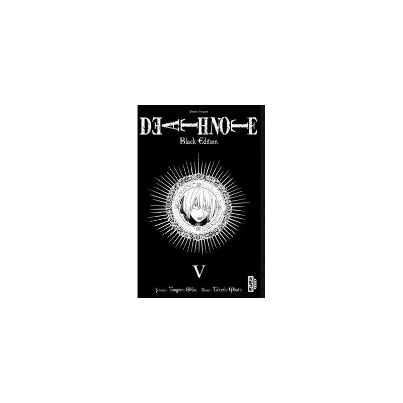 Death Note - Black Edition Vol.5