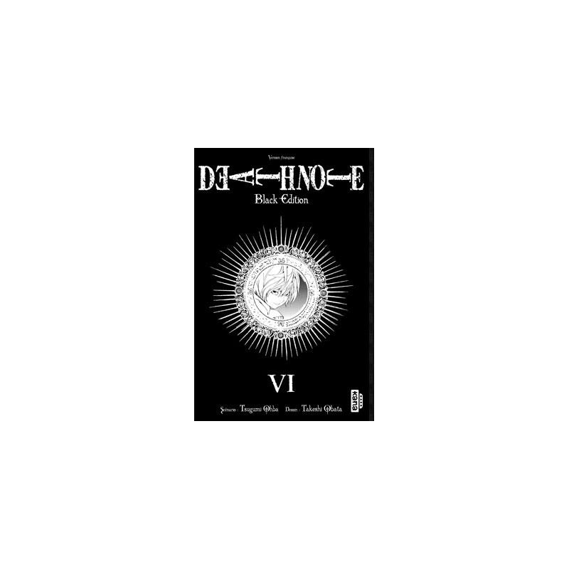 Death Note - Black Edition Vol.6