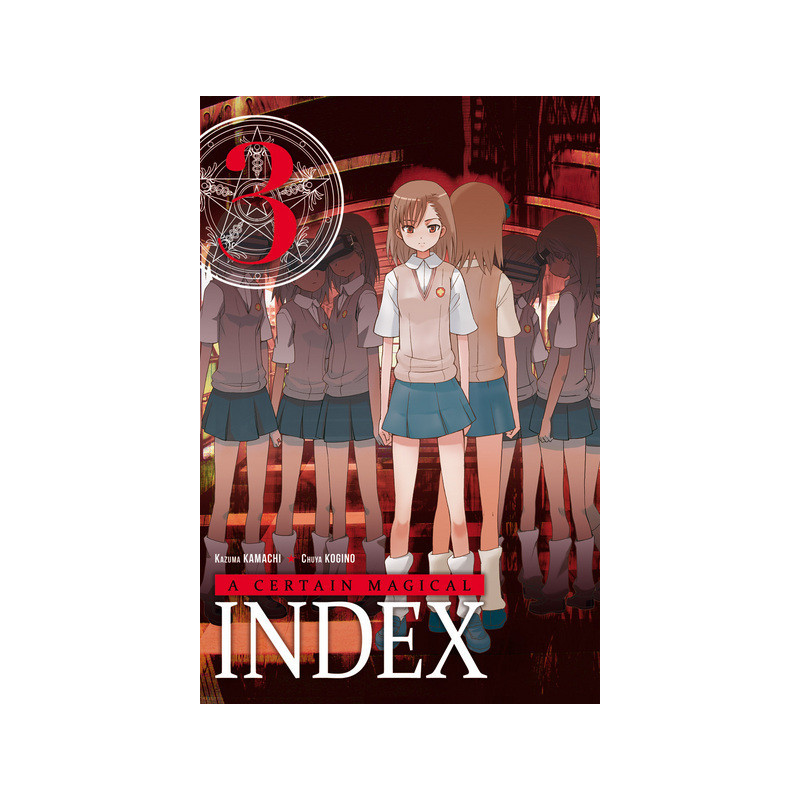 A Certain Magical Index Vol.3