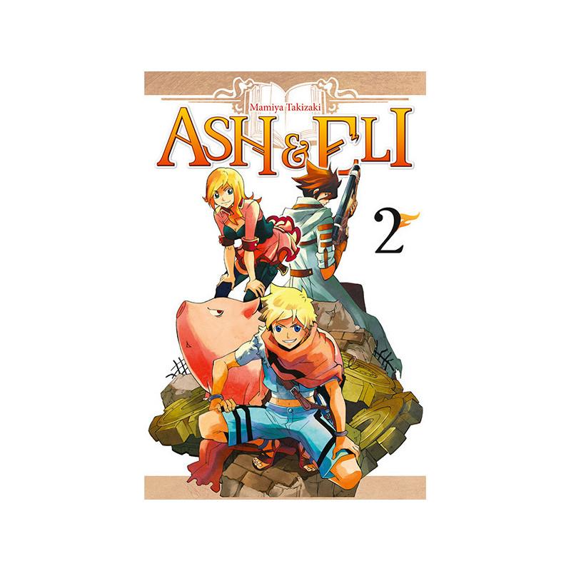 Ash & Eli Vol.2