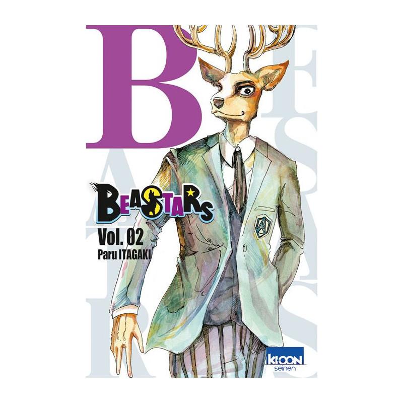 Beastars Vol.2