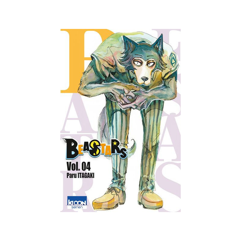 Beastars Vol.4