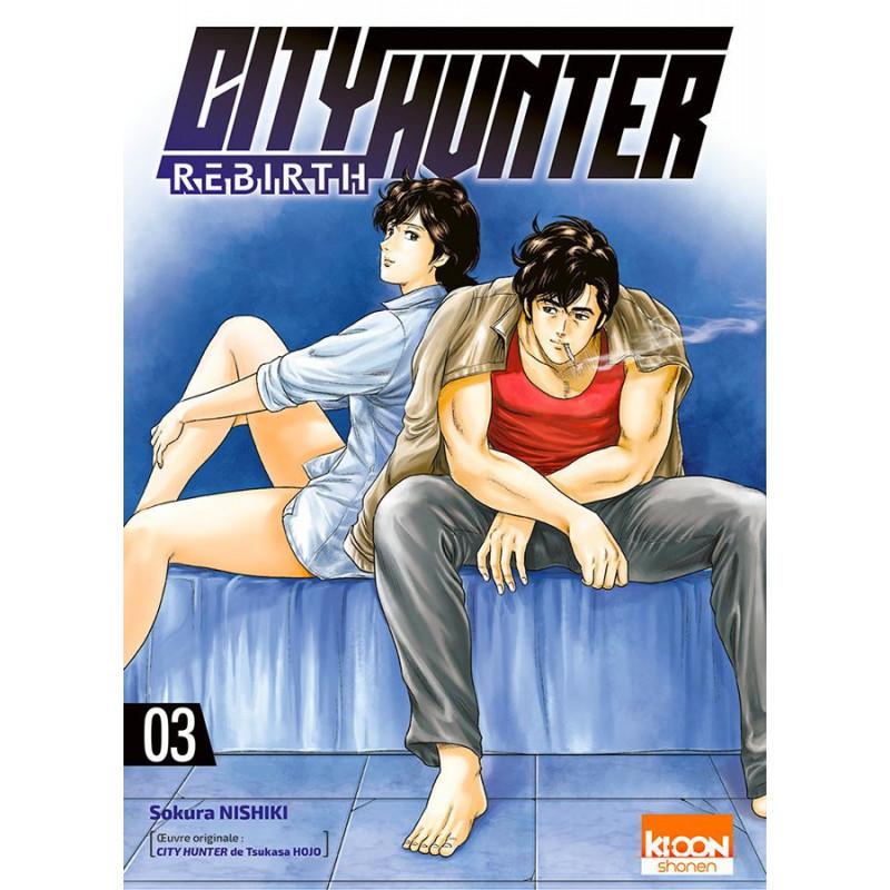 City Hunter - Rebirth Vol.3