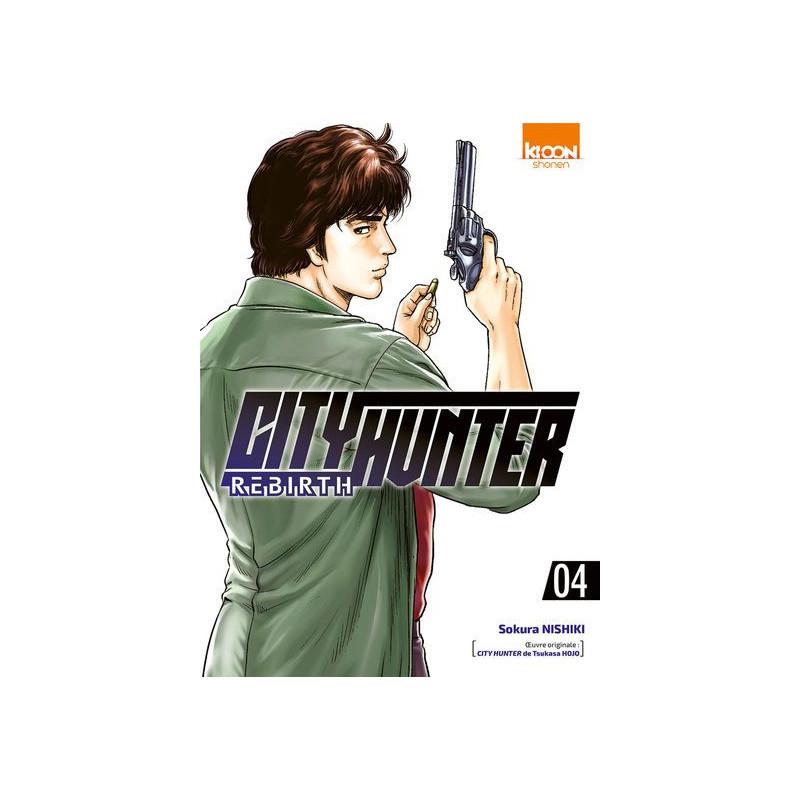 City Hunter - Rebirth Vol.4