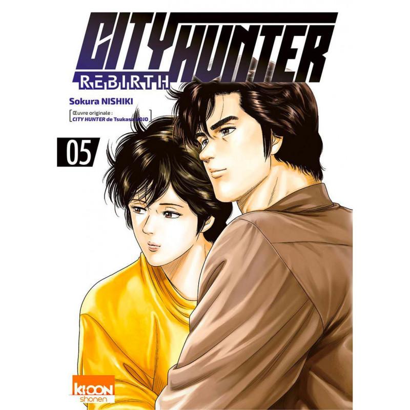 City Hunter - Rebirth Vol.5