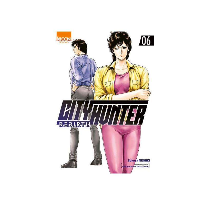 City Hunter - Rebirth Vol.6