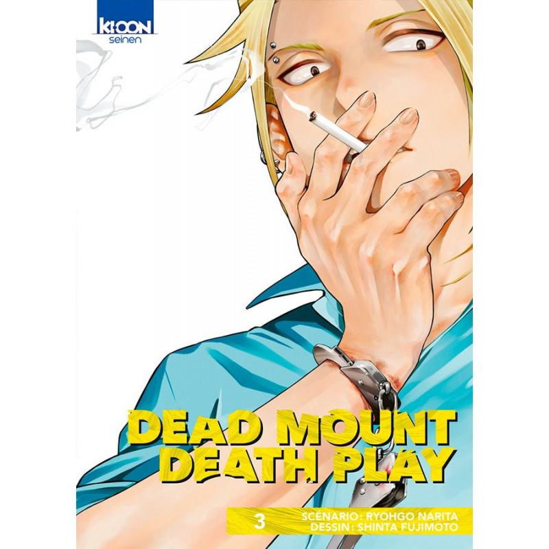 Dead Mount Death Play Vol.3