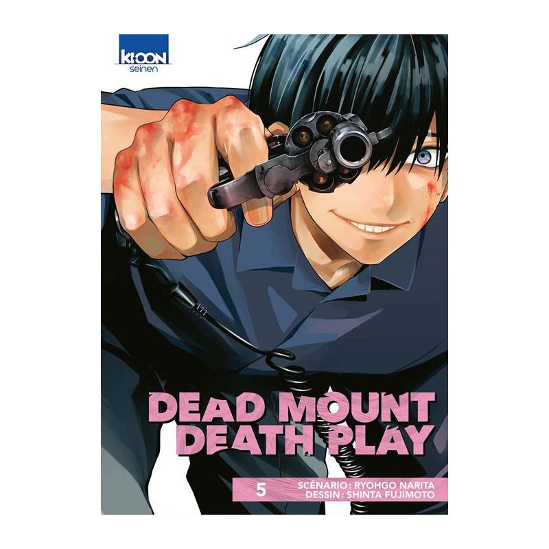 Dead Mount Death Play Vol.5