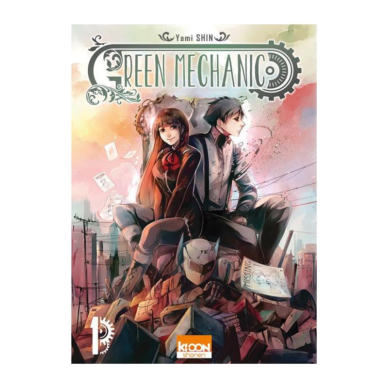 Green Mechanic Vol.1