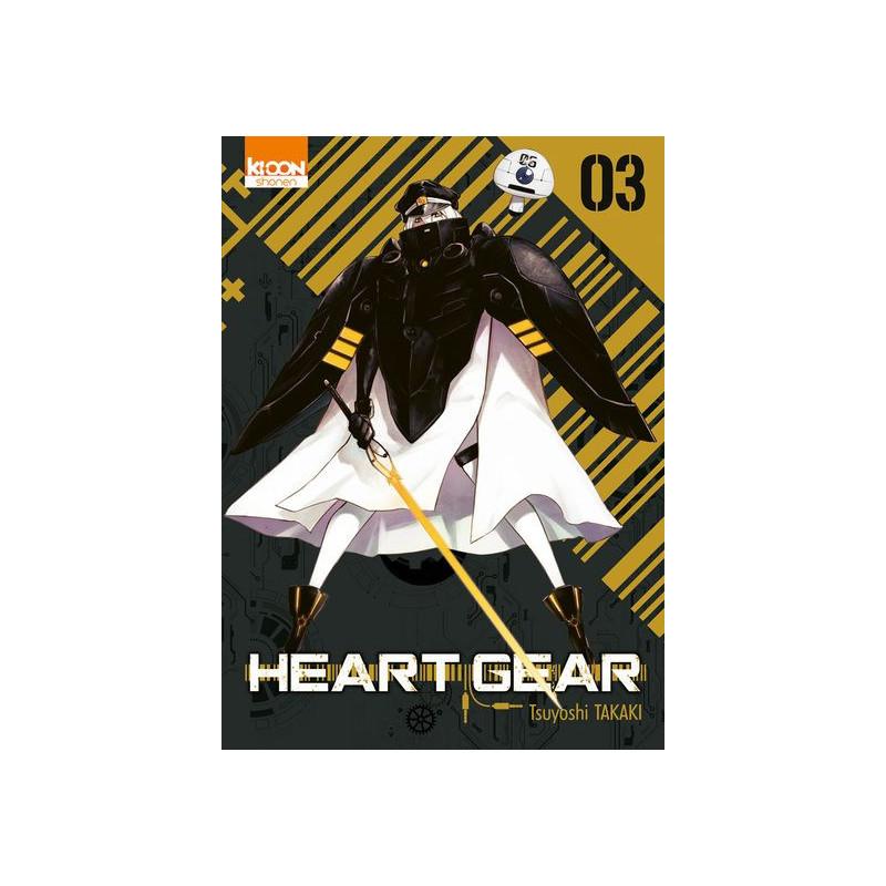 Heart Gear Vol.3