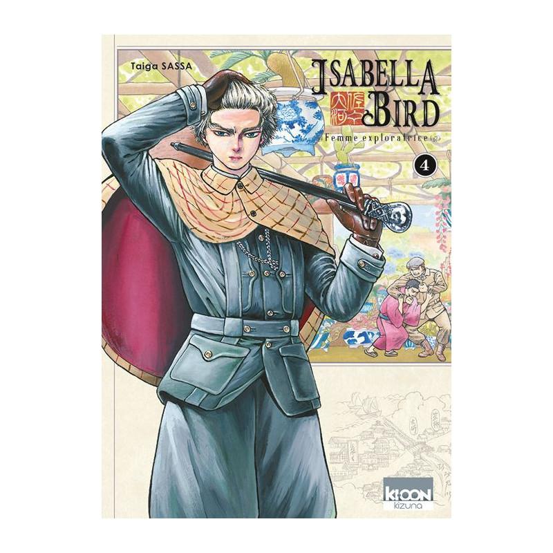 Isabella Bird - Femme exploratrice Vol.4