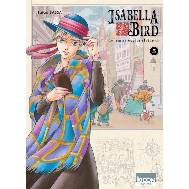 Isabella Bird - Femme exploratrice Vol.5