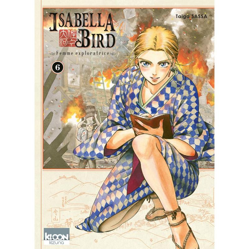 Isabella Bird - Femme exploratrice Vol.6
