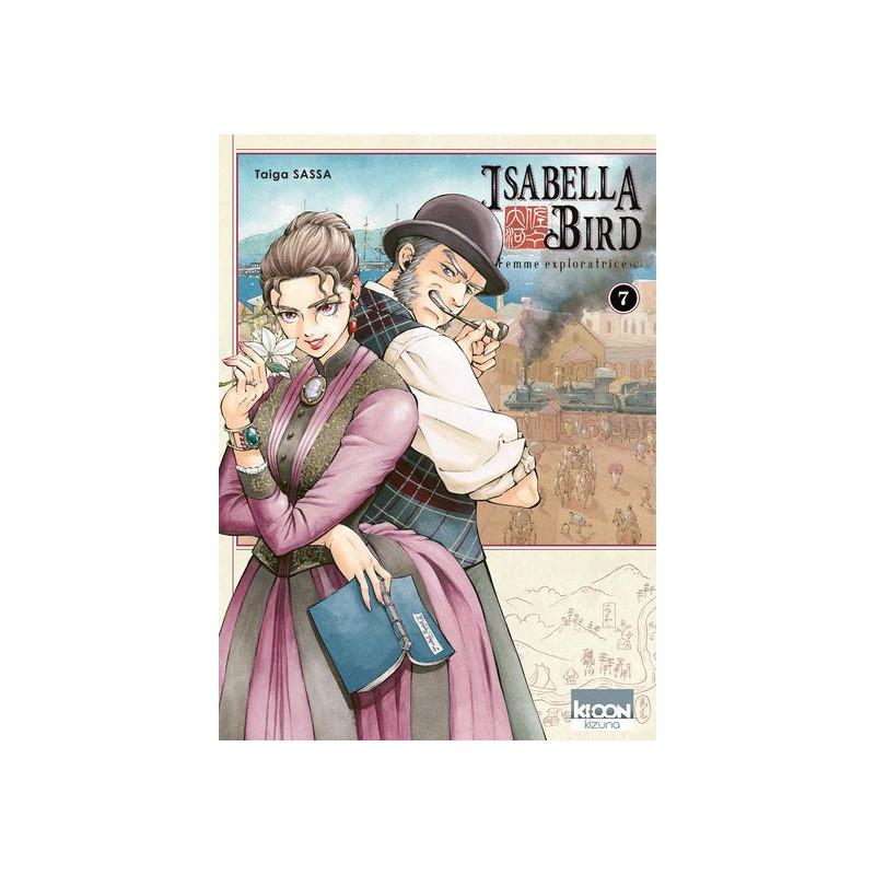 Isabella Bird - Femme exploratrice Vol.7